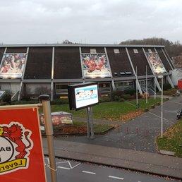 Ostermann Arena Arena Stadion Bismarckstr 125 Leverkusen