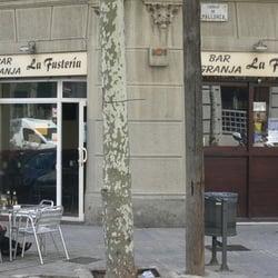 La fusteria restaurants carrer de mallorca 494 l - Fusteria barcelona ...