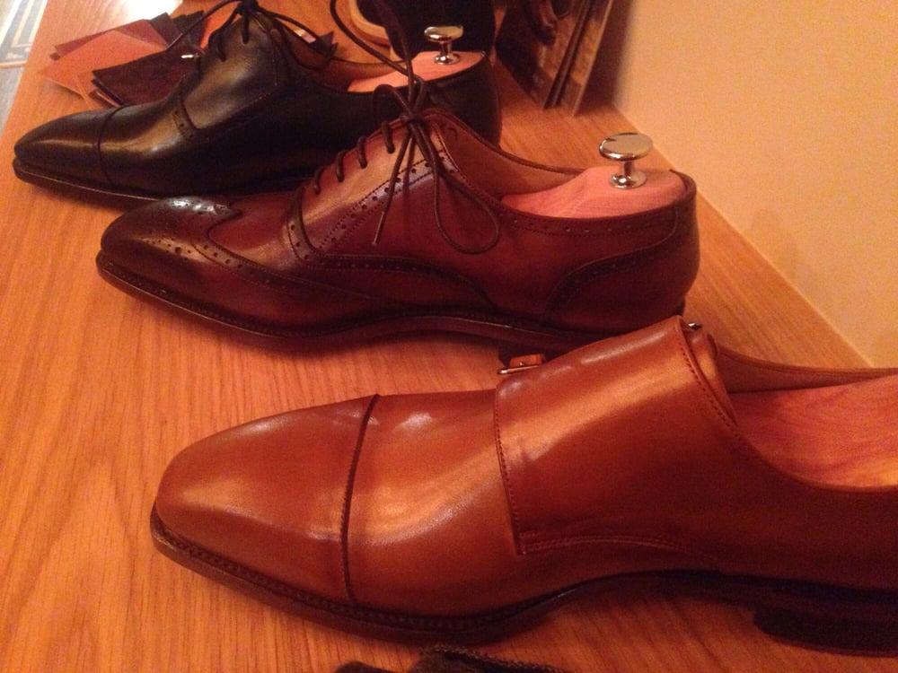 Photo Of Rusted Oak Valparaiso In United States Barollo Custom Italian Shoes