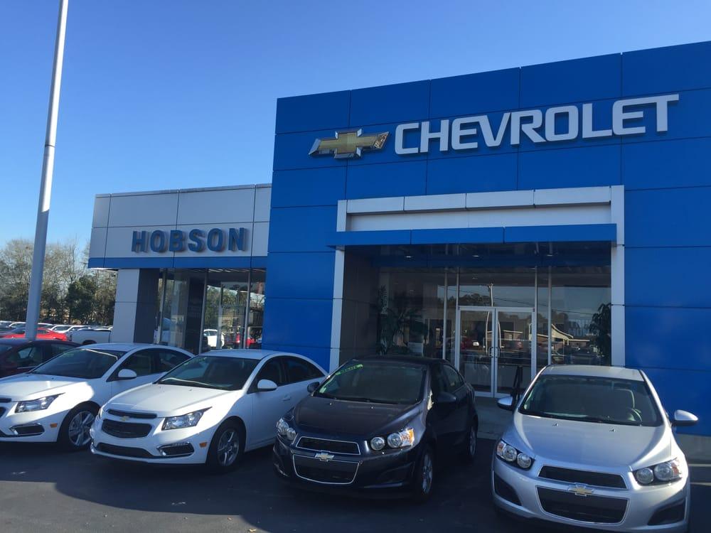 Hobson Chevrolet Buick Cairo Ga 229 377 4162