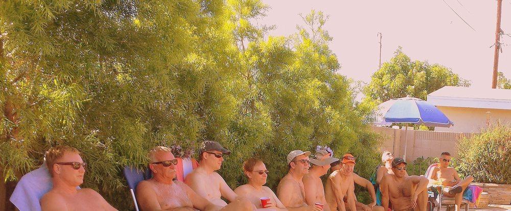 BA-MEN: Beach Areas Men Enjoying Naturism: Garden Grove, CA