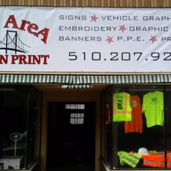 8335de0c Photo of Bay Area Screen Print - Benicia, CA, United States. Store Front