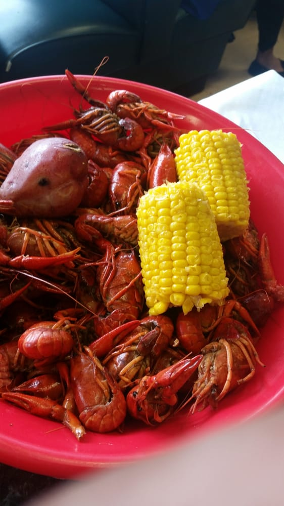 Crawfish Restaurants In South Carolina