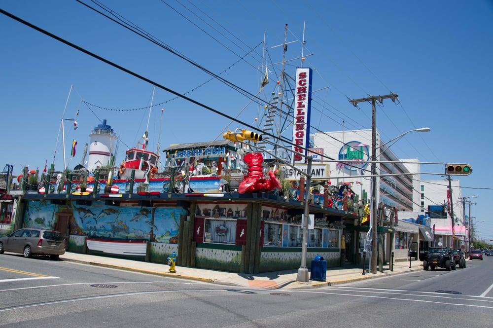 Seafood Restaurants In Wildwood Nj