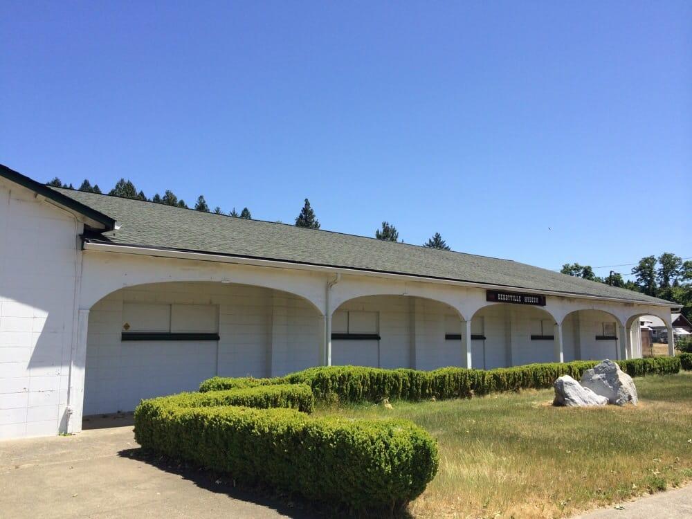 Kerbyville Museum: 24195 Redwood Hwy, Kerby, OR