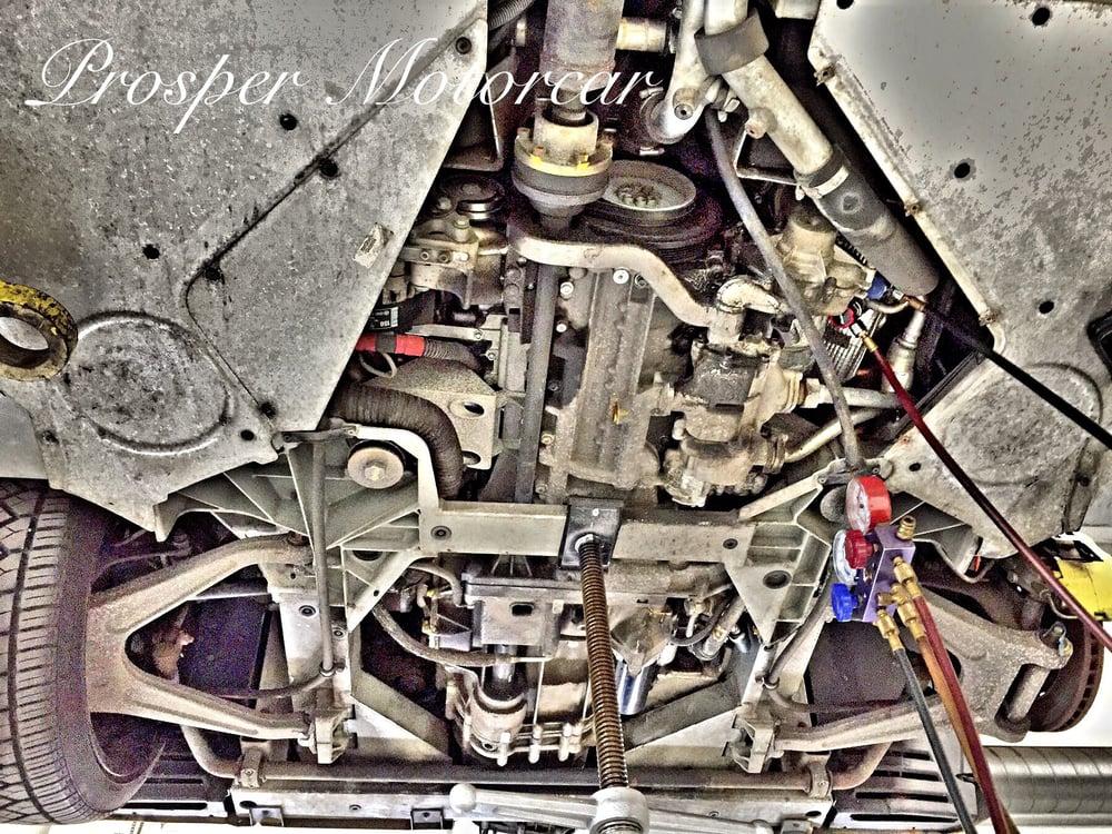 Our Service Lamborghini Gallardo Oil Change With Service