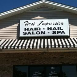 First impression hair nail salon manicure e pedicure for 1st impressions salon