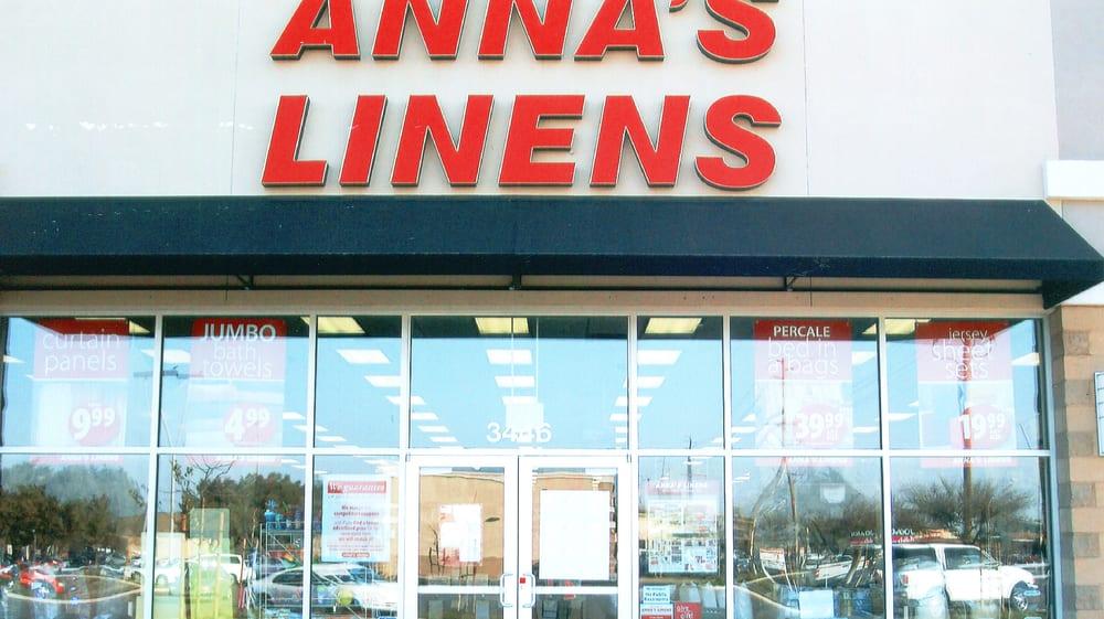 Anna S Linens Home Decor 3446 South Mooney Blvd