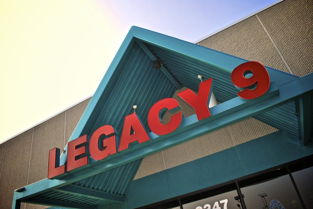 Legacy Cinema: 2347 W Main St, Greenfield, IN