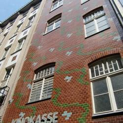 Berlin Kino Hackesche Höfe