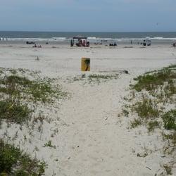 Photo Of Isle Palms Beach Station 40 Sullivan S Island Sc United States