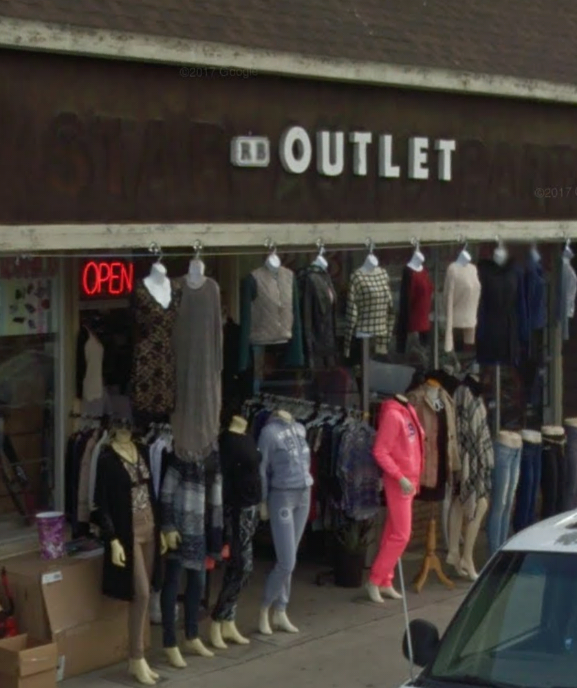 RB Outlet: 6138 Atlantic Blvd, Maywood, CA