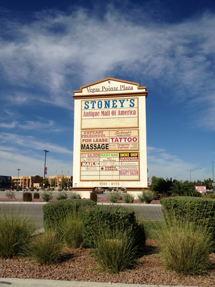 This center would make the best spot for a haunted house for Furniture of america las vegas