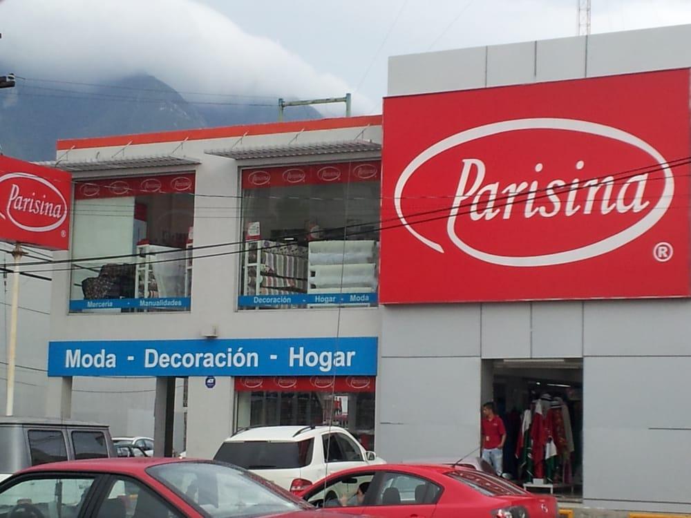 Parisina tienda de telas alfonso reyes 2970 monterrey for Cajeros cerca de mi ubicacion