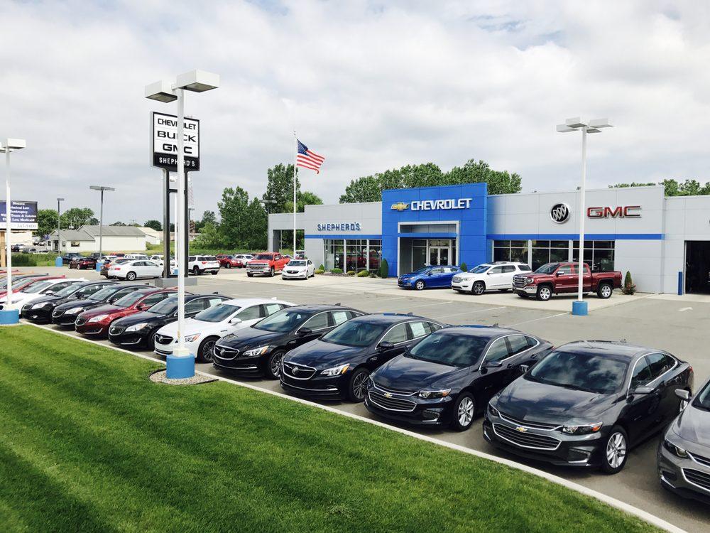 Shepherd's Chevrolet Buick GMC: 550 W N St Us 6 W, Kendallville, IN