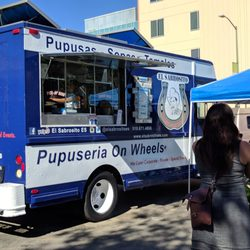 Vegan Food Truck Oakland