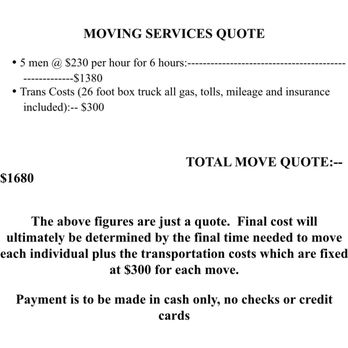 Yelp Reviews for C&C Moves - 20 Photos & 28 Reviews - (New) Movers