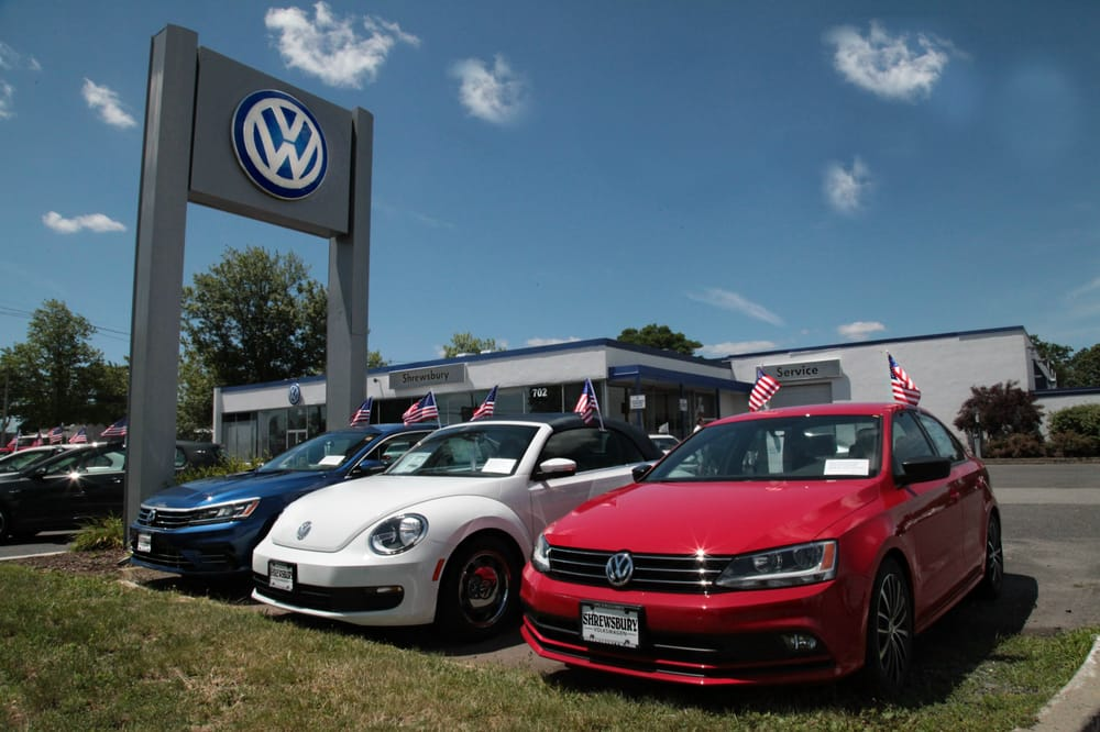 shrewsbury volkswagen    reviews auto repair  shrewsbury ave tinton falls