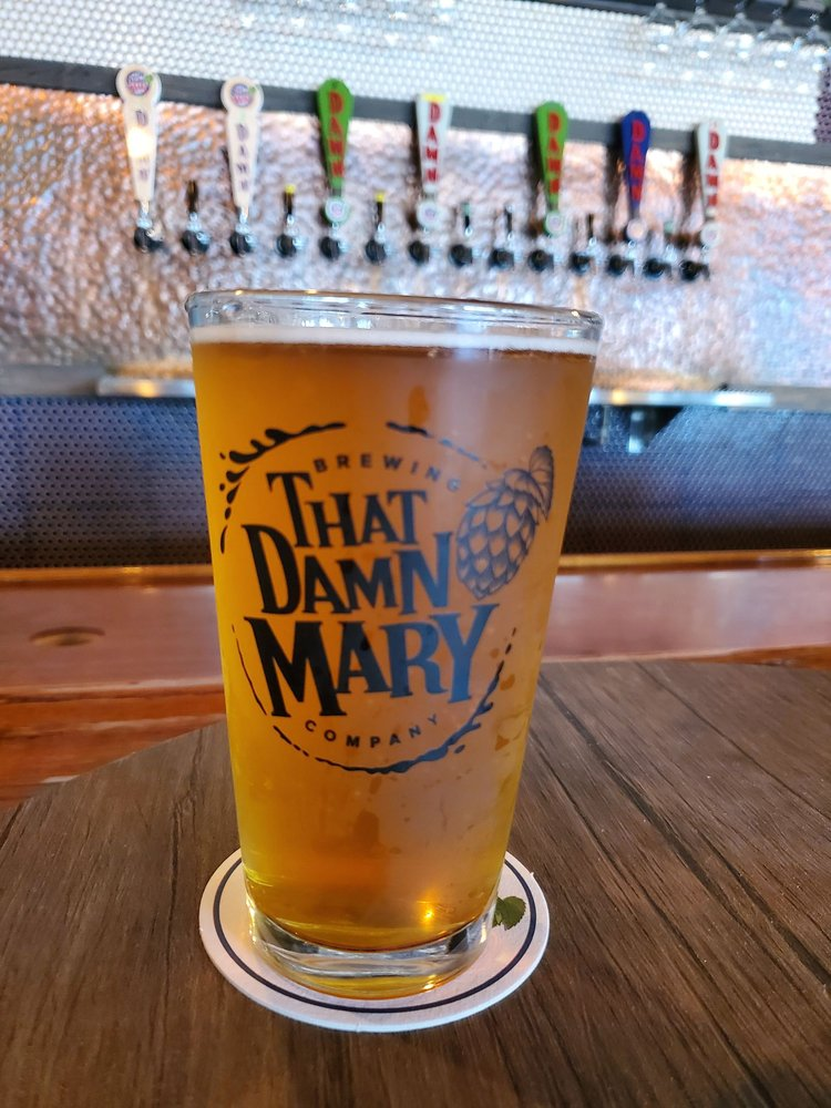 That Damn Mary Brewing Company: 5036B George Washington Memorial Hwy, Hayes, VA