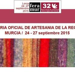 Feria de Artesania de la Region de Murcia - Arts & Crafts