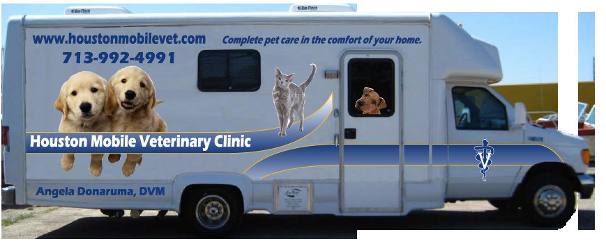 Houston Mobile Veterinary Clinic: 5116 Bissonnet St, Bellaire, TX