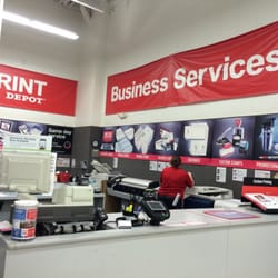 Photo Of Office Depot Garden Grove Ca United States Printing Services