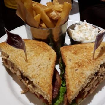 Hard Rock Cafe Calories London