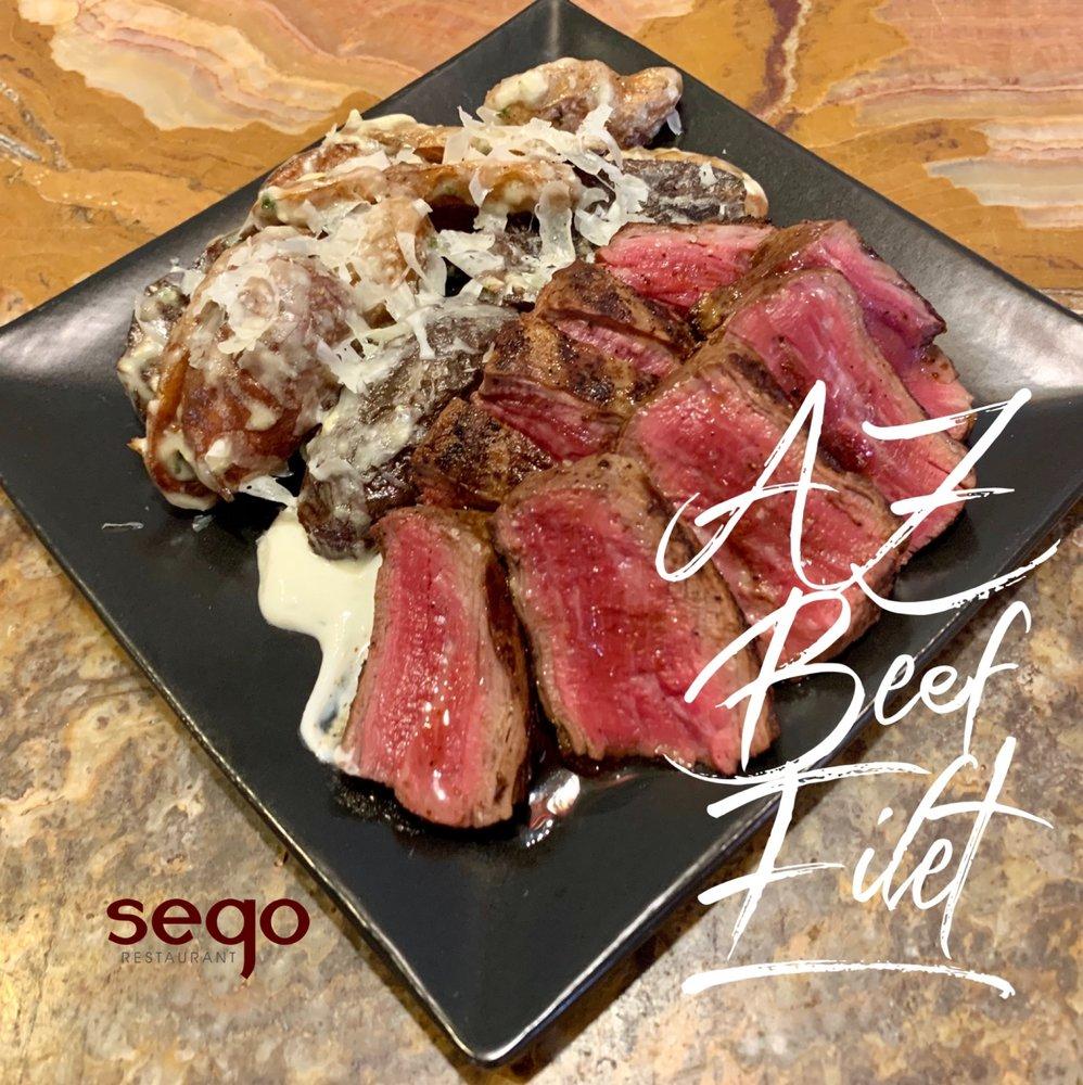 Sego Restaurant: 190 N 300 W, Kanab, UT