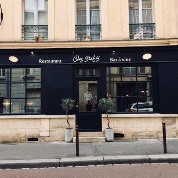 Restaurant Versailles Chez Stefs
