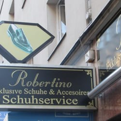 Robertino Exklusive Schuhe Shoe Stores Wollzeile 23 Innere