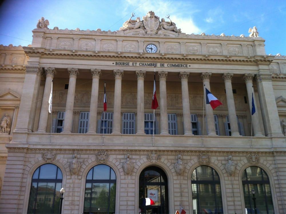 Chambre de commerce et d industrie marseille provence for Chambre de commerce de marseille archives