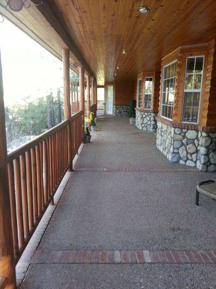 Stone Haven Lodge: 1953 Maryanne Rd, Show Low, AZ