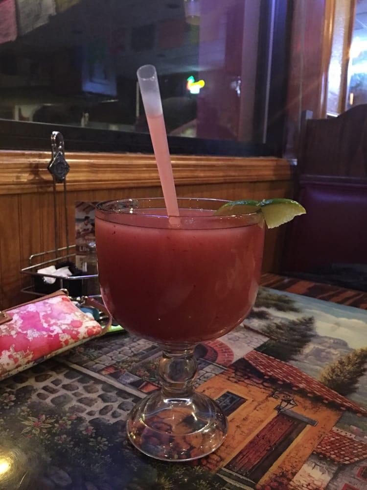 Los Panchos Mexican Restaurant Menu Cincinnati