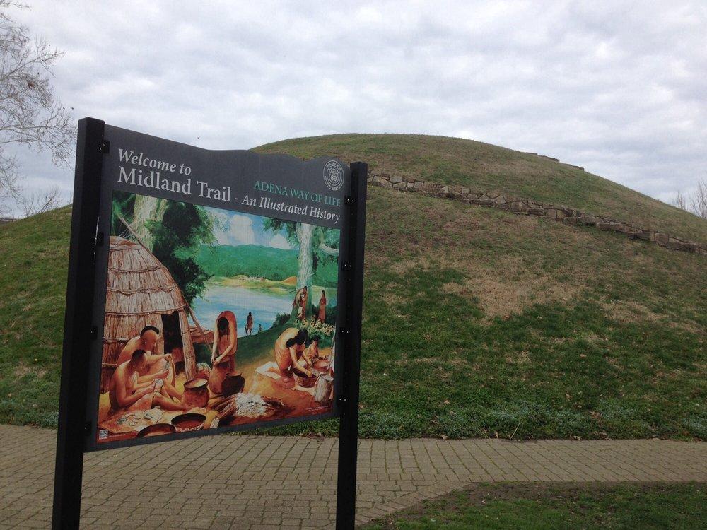 Criel Mound: South Charleston, WV