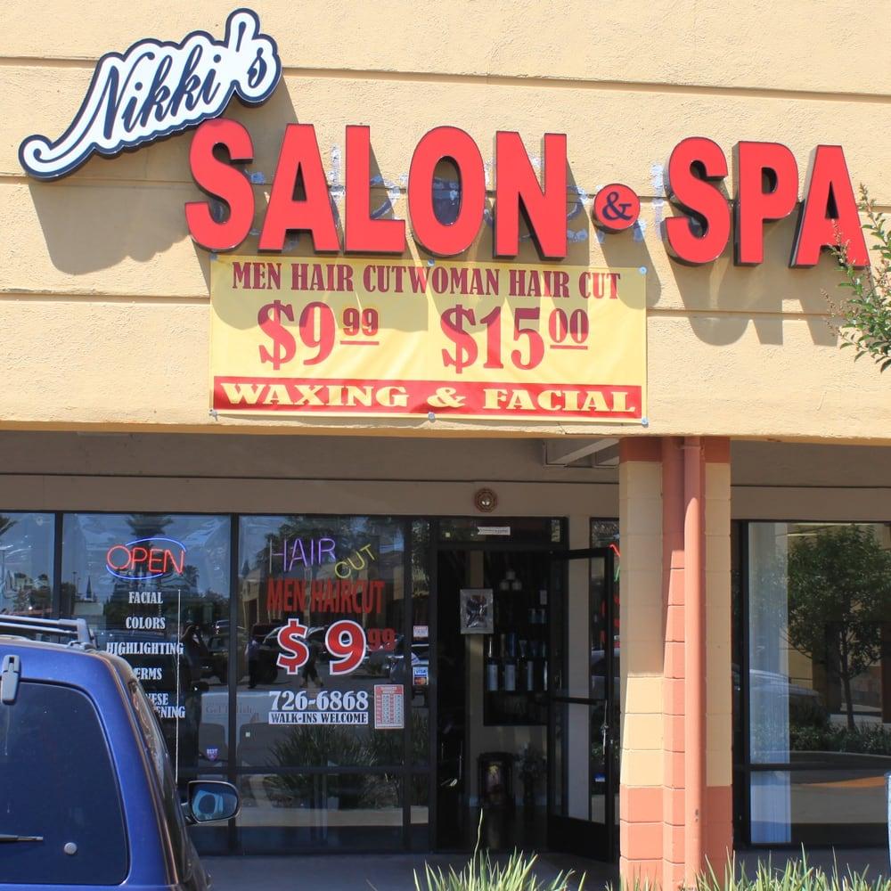 Nikki s salon spa 15 reviews hair salons 7052 for Nikki o salon lagos