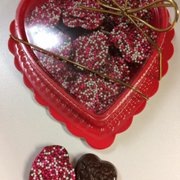 ... Photo Of Jamieu0027s Sweet Shop   New Milford, CT, United States.  Nonpareils In ...