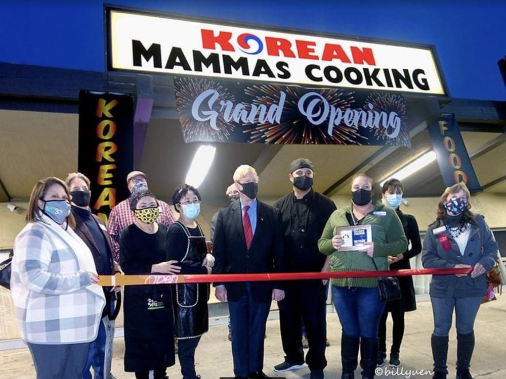 Food from Korean Mammas Cooking
