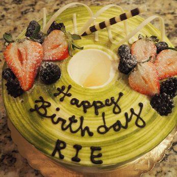 Waukegan Birthday Cake