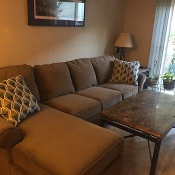 128cb67010dc Photo of Jordan's Furniture - Natick, MA, United States. My new Jordan's  sofa