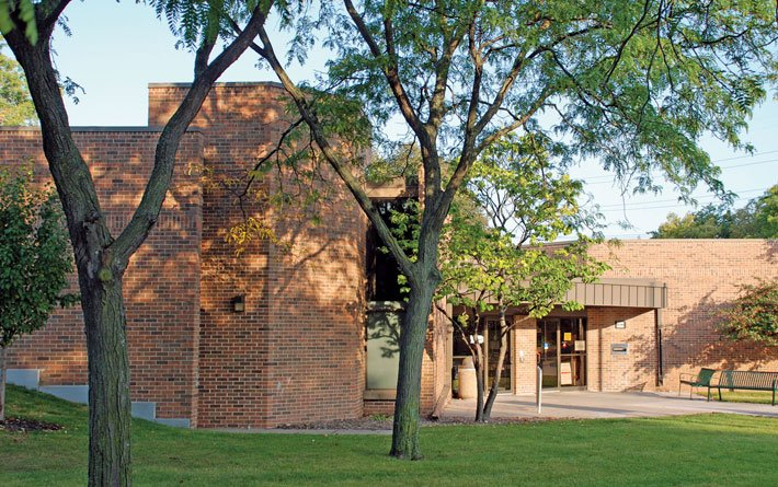 Hennepin County Library - Golden Valley Library