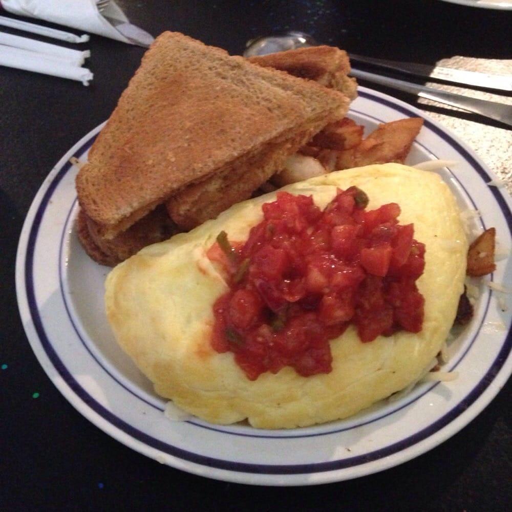 Southwestern omelet - Yelp