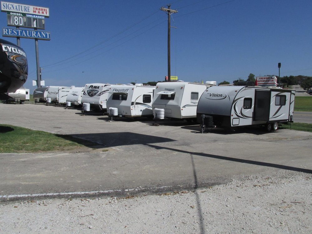 Exit 415 RV Center: 4026 E Interstate 20 Service Rd S, Willow Park, TX