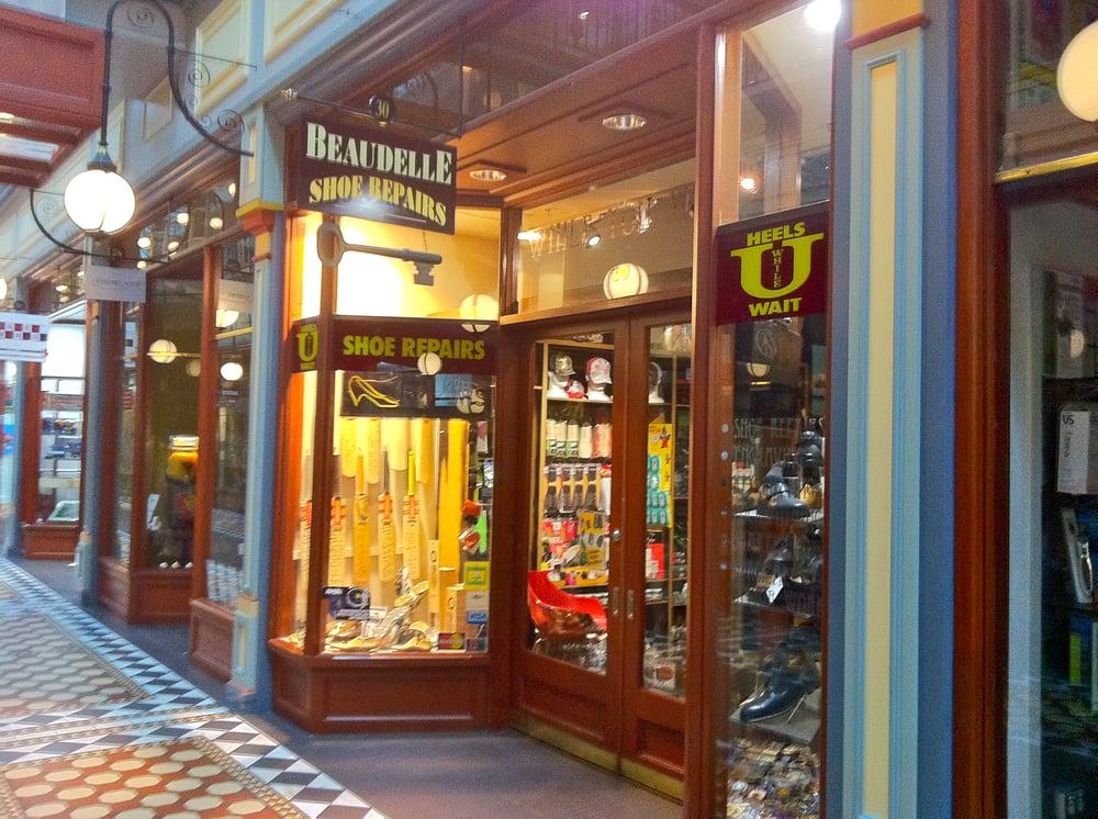 Beaudelle Shoe Repairs