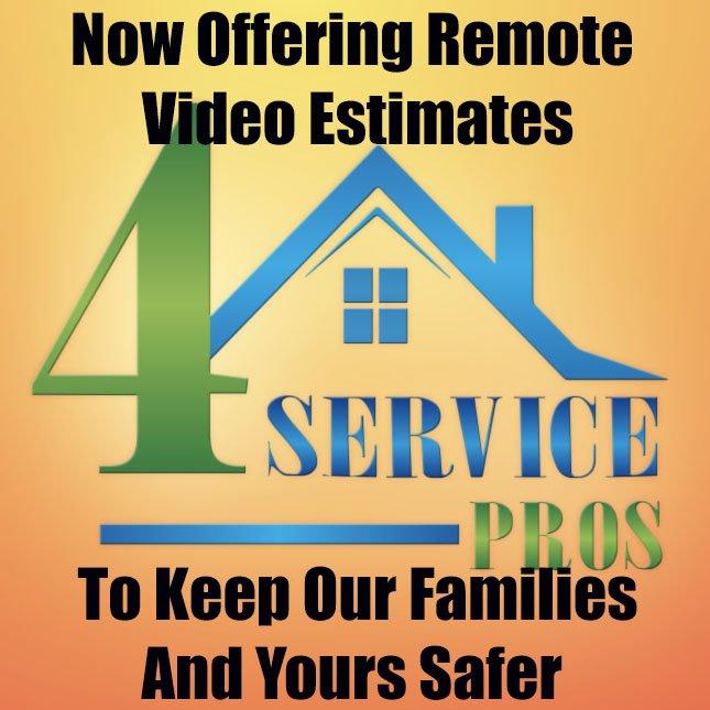 4 Service Pros: Fairfax, VA