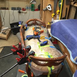Photo Of Action Furniture Repair Roseville Ca United States