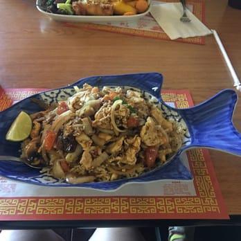 Bankers Special Thai Food