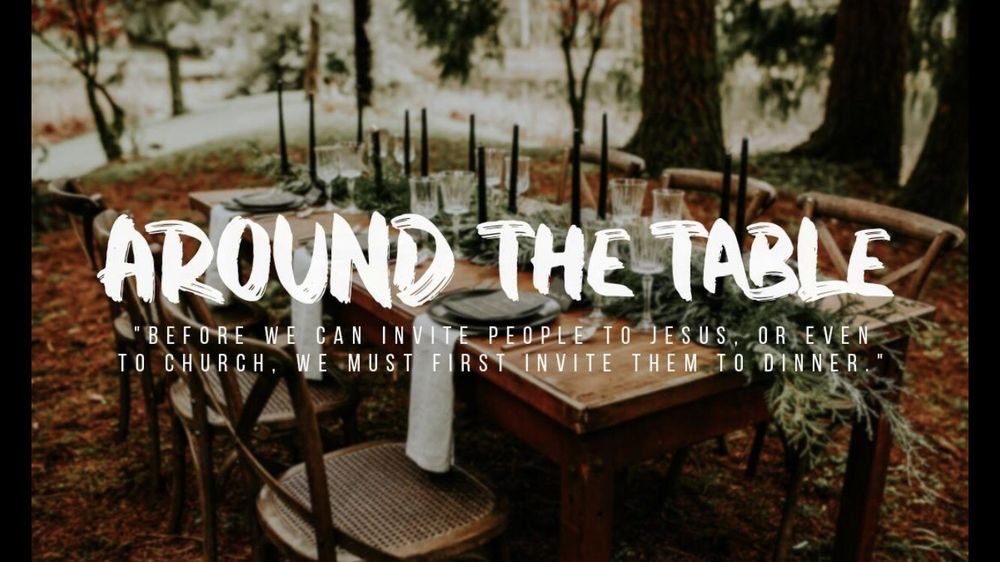 Around the Table: 224 Old Colony Way, Rocky Mount, NC