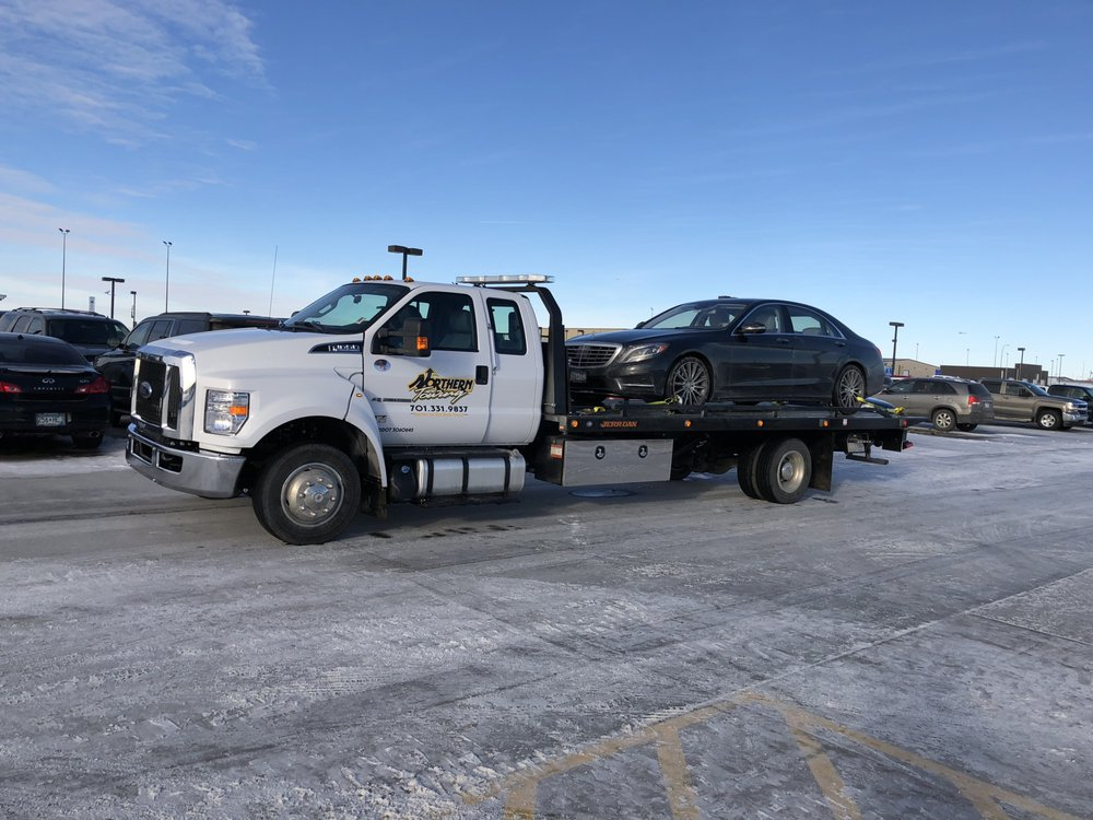 Northern Towing: 911 Cooper Ave, Grafton, ND