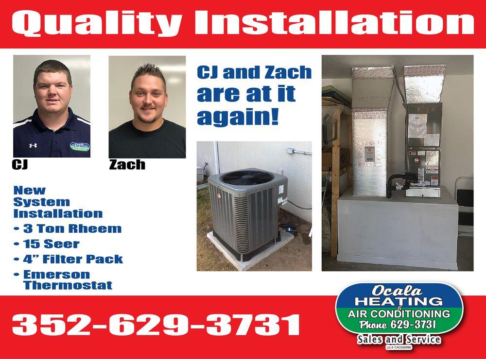 Ocala Heating & Air Conditioning
