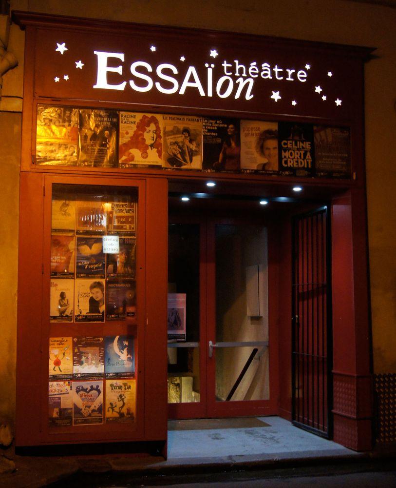 Théâtre de l'Essaïon